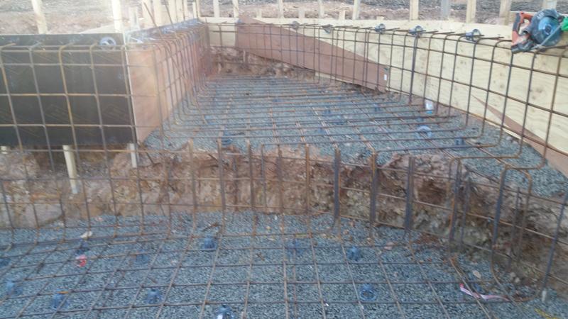 Melbourne Pool Steel Fixers Concrete Pool Construction