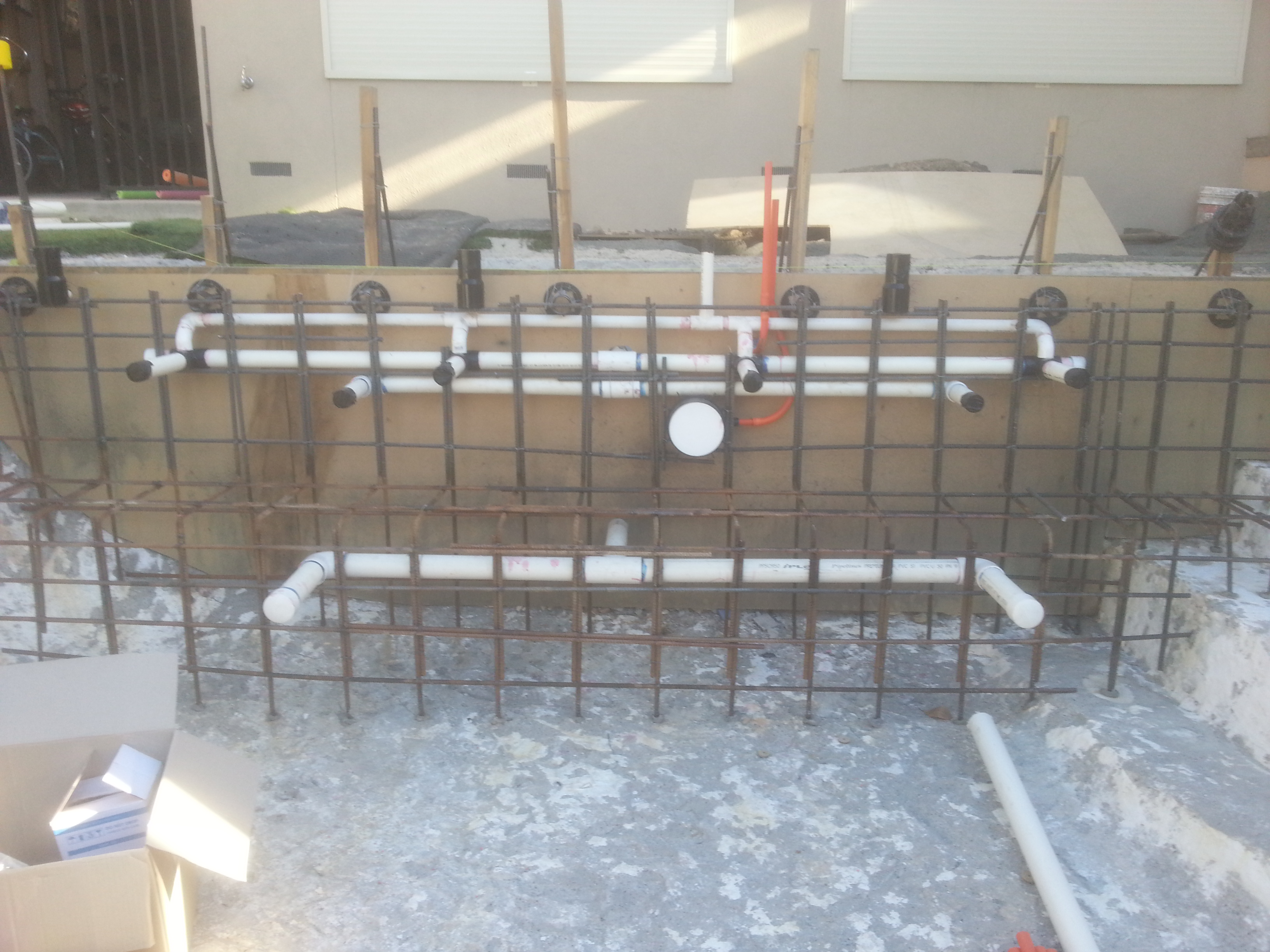 Swimming Pool Construction Melbourne Pool Steel Fixers